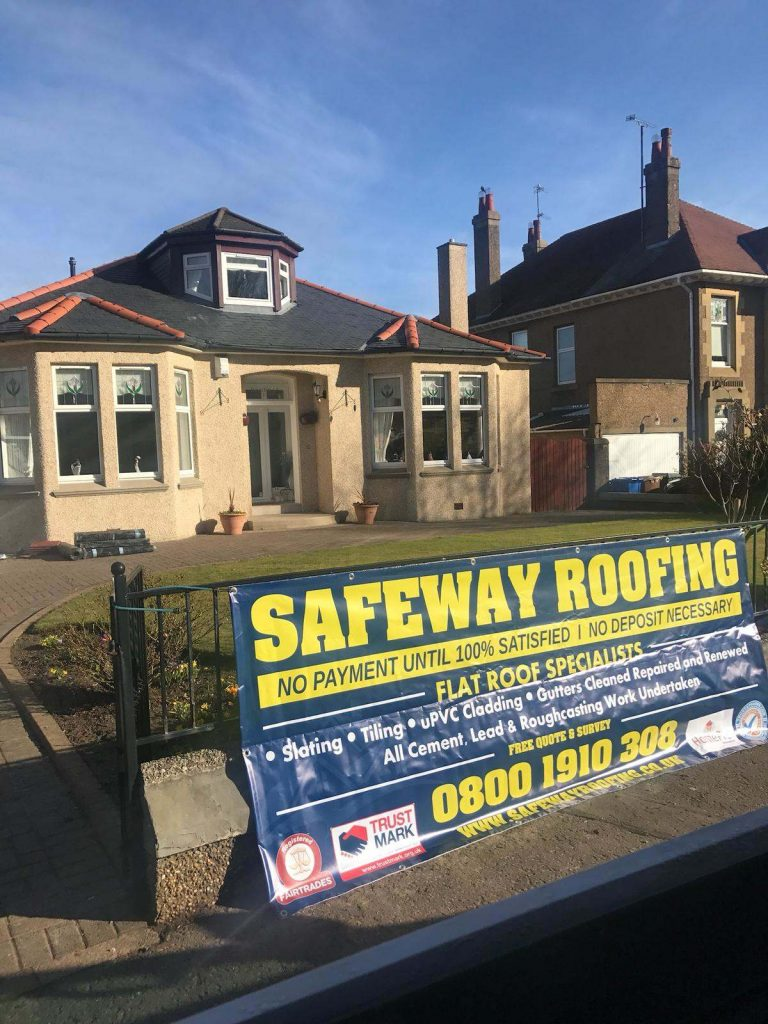 ROOFER IN FALKIRK