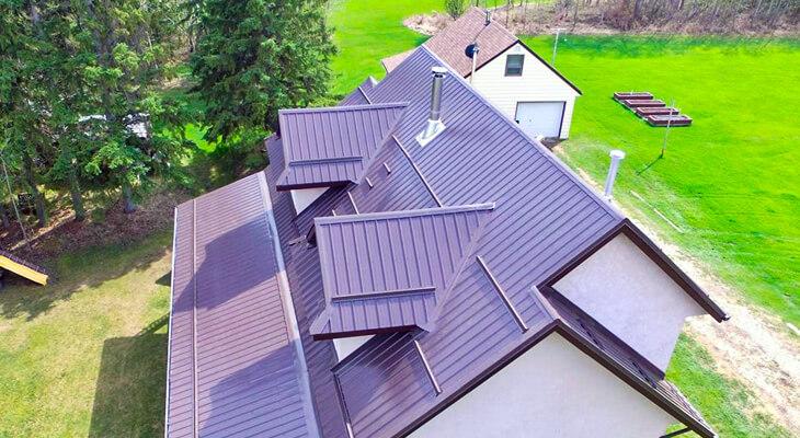 Metal Roofers In Edinburgh